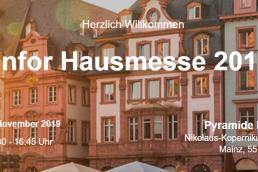 Infor Hausmesse Mainz 2019