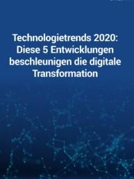 Technologietrends 2020: Diese 5 Entwicklungen beschleunigen die digitale Transformation