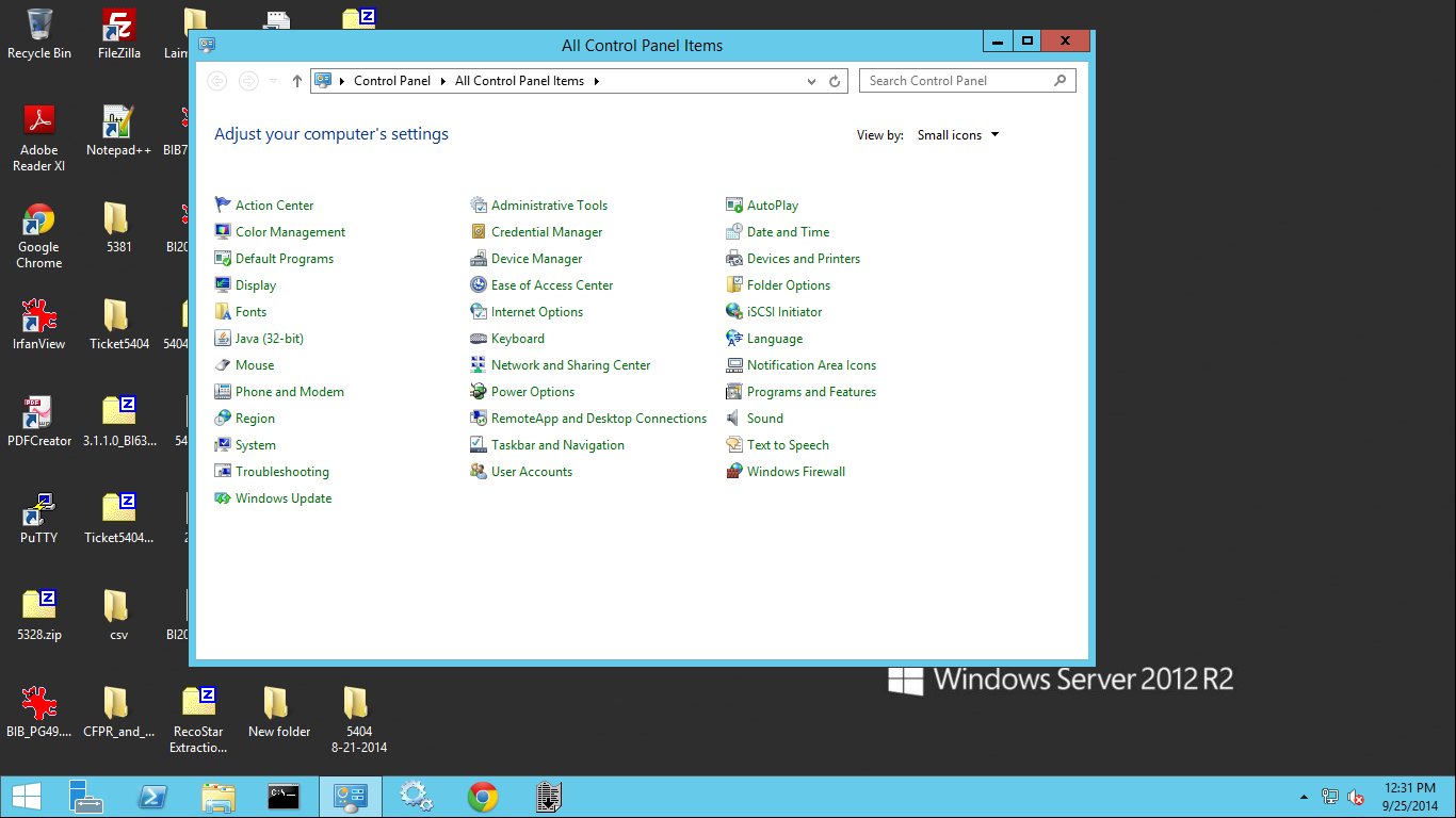windows 8 open application log