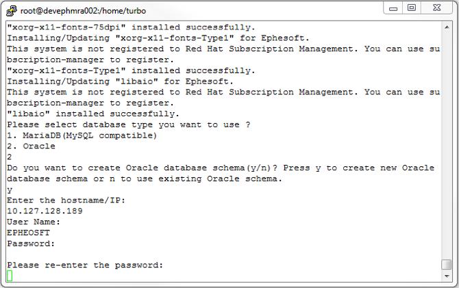 Ephesoft Linux Multi-Server Installation Guide | Ephesoft Docs