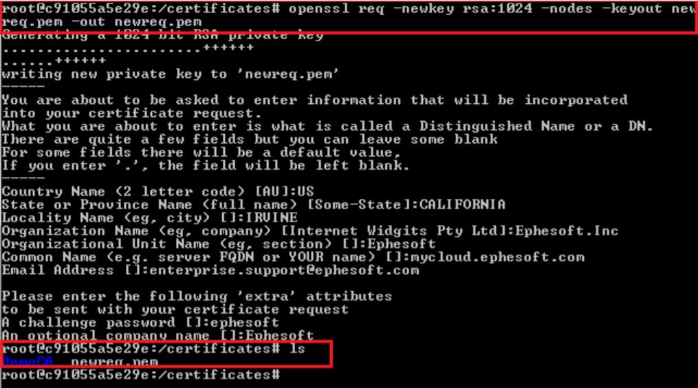 How to Set SSL/TLS in Tomcat   Ephesoft Docs