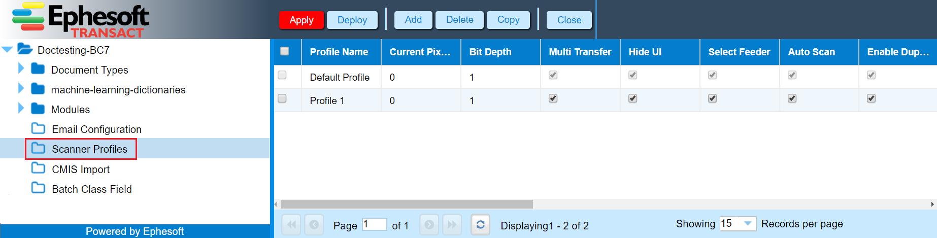 C:UsersEphesoftAppDataLocalMicrosoftWindowsINetCacheContent.Wordscanner profiles1.png