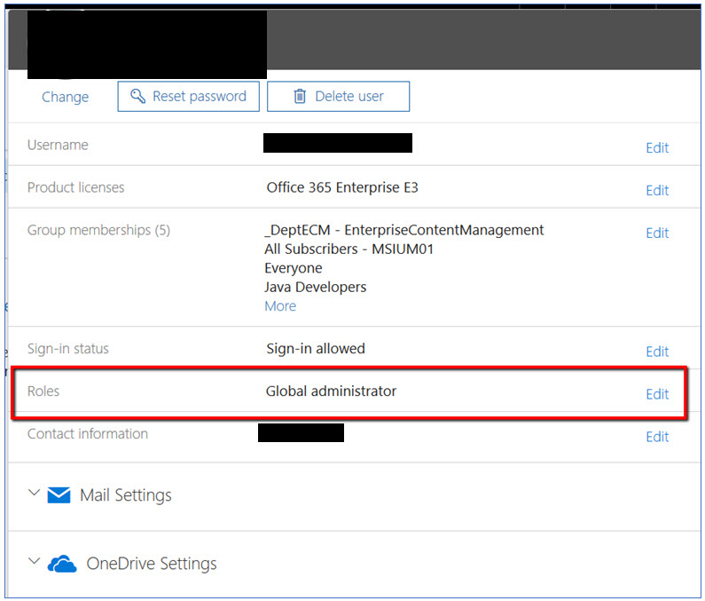 KB0021804: Sharepoint Office365 Cloud Export: Cannot reach web
