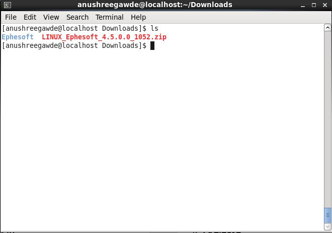 Linux | Transact 4 5 0 0 – Installation Guide | Ephesoft Docs