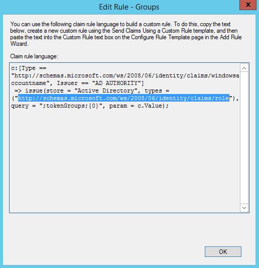 Checklist: ADFS Configurations Requirements | Ephesoft Docs