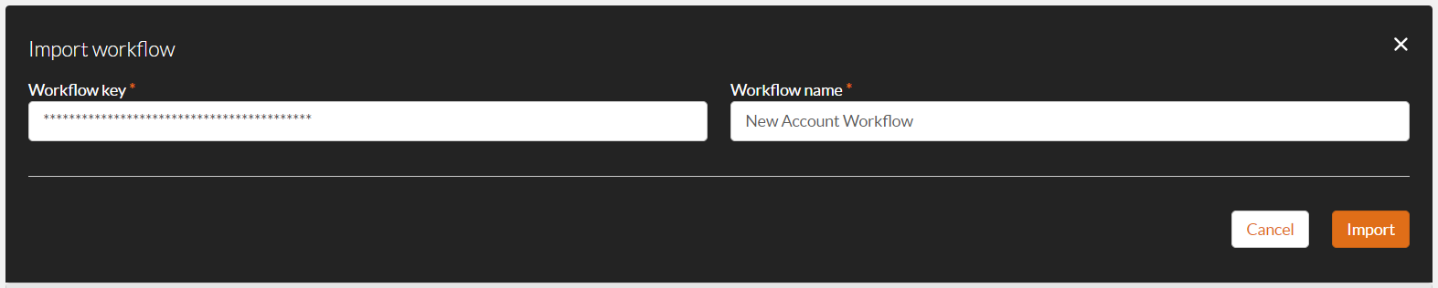 Integrating Transact Web Services with Nintex | Ephesoft Docs