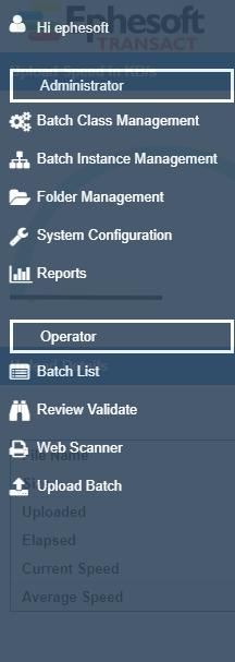 Ephesoft Transact Getting Started Tutorial   Ephesoft Docs