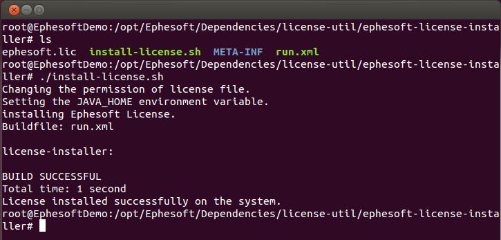 Licensing Ephesoft Transact 2019 1 | Ephesoft Docs