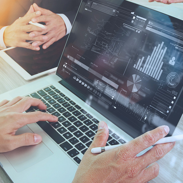 financial services firm tech