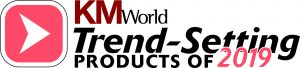 Ephesoft Award KMWorld Trend-Setting Product 2019