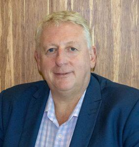 James Adie, VP Sales EMEA