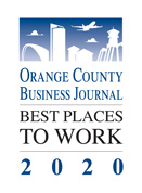 Orange County Business Journal Best Places to Work 2020